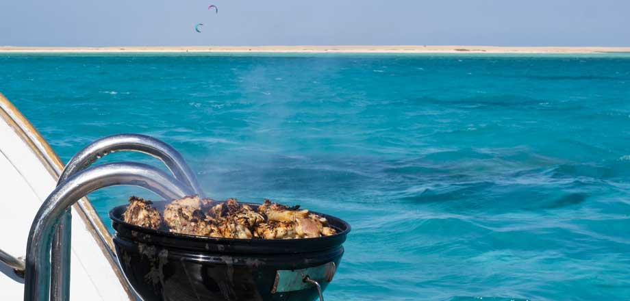 Red Sea Unlimited - day trip BBQ